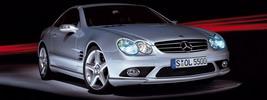 Mercedes-Benz SL55 AMG - 2006
