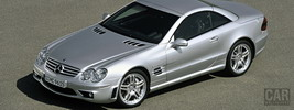 Mercedes-Benz SL55 AMG Performance Package - 2003