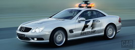 Mercedes-Benz SL55 AMG Safety Car - 2001