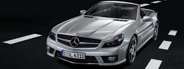 Mercedes-Benz SL63 AMG - 2008