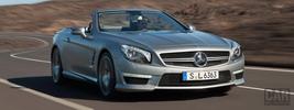 Mercedes-Benz SL63 AMG - 2012