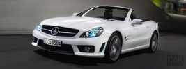 Mercedes-Benz SL63 AMG Edition IWC - 2008