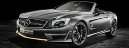 Mercedes-Benz SL63 AMG Edition Lewis Hamilton - 2014