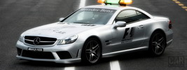 Mercedes-Benz SL63 AMG Safety Car - 2008