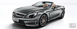 Mercedes-Benz SL65 AMG 45th Anniversary - 2012