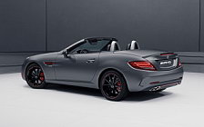 Обои автомобили Mercedes-AMG SLC 43 RedArt Edition - 2017