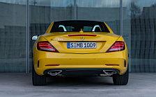 Обои автомобили Mercedes-Benz SLC 300 Final Edition - 2019