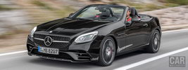 Mercedes-AMG SLC 43 - 2016