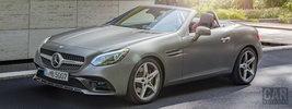 Mercedes-Benz SLC 300 AMG Line - 2016