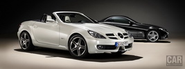 Mercedes-Benz SLK 2LOOK Edition - 2009