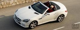 Mercedes-Benz SLK250 CDI - 2011