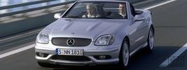 Mercedes-Benz SLK32 AMG - 2001