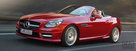 Mercedes-Benz SLK350 AMG Sports Package - 2011