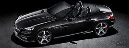 Mercedes-Benz SLK350 AMG Sports Package CarbonLOOK Edition - 2014