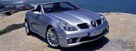 Mercedes-Benz SLK55 AMG - 2004