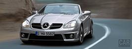 Mercedes-Benz SLK55 AMG - 2007
