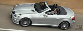 Mercedes-Benz SLK55 AMG - 2008
