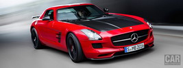 Mercedes-Benz SLS 63 AMG GT Final Edition - 2013