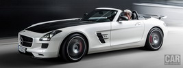 Mercedes-Benz SLS 63 AMG GT Roadster Final Edition - 2013