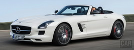 Mercedes-Benz SLS AMG GT Roadster - 2012