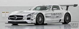 Mercedes-Benz SLS AMG GT3 - 2010