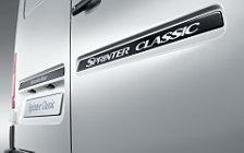 Обои автомобили Mercedes-Benz Sprinter Classic Panel Van - 2013