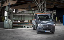 Обои автомобили Mercedes-Benz Sprinter 316 CDI Pickup - 2018