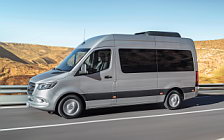Обои автомобили Mercedes-Benz Sprinter 319 CDI Tourer - 2018