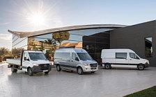 Обои автомобили Mercedes-Benz Sprinter 516 CDI Pickup - 2018