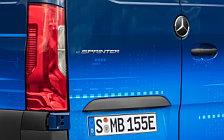Обои автомобили Mercedes-Benz eSprinter - 2018