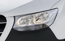 Обои автомобили Mercedes-Benz Sprinter Panel Van - 2018