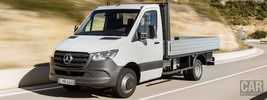 Mercedes-Benz Sprinter 516 CDI Pickup - 2018