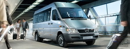 Mercedes-Benz Sprinter Classic Crew Bus - 2013