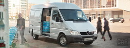 Mercedes-Benz Sprinter Classic Panel Van - 2013