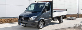 Mercedes-Benz Sprinter Flatbed - 2013