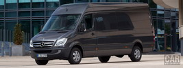 Mercedes-Benz Sprinter Panel Van Long - 2012