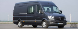 Mercedes-Benz Sprinter Panel Van Long - 2013