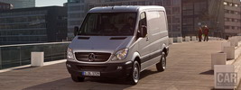 Mercedes-Benz Sprinter Panel Van Short - 2012