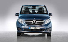 Обои автомобили Mercedes-Benz V-class Rise - 2017
