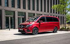 Обои автомобили Mercedes-Benz V 300 d 4MATIC AMG Line - 2019