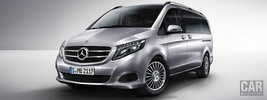 Mercedes-Benz V-Class Exterior Sports Package - 2014