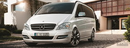 Mercedes-Benz Grand Edition Viano Avantgarde - 2013