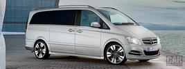 Mercedes-Benz Viano Vision Pearl - 2011
